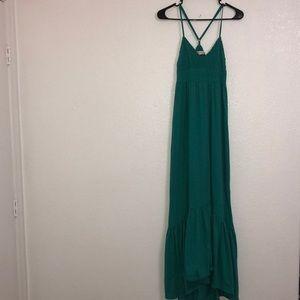 Billabong, long maxi dress